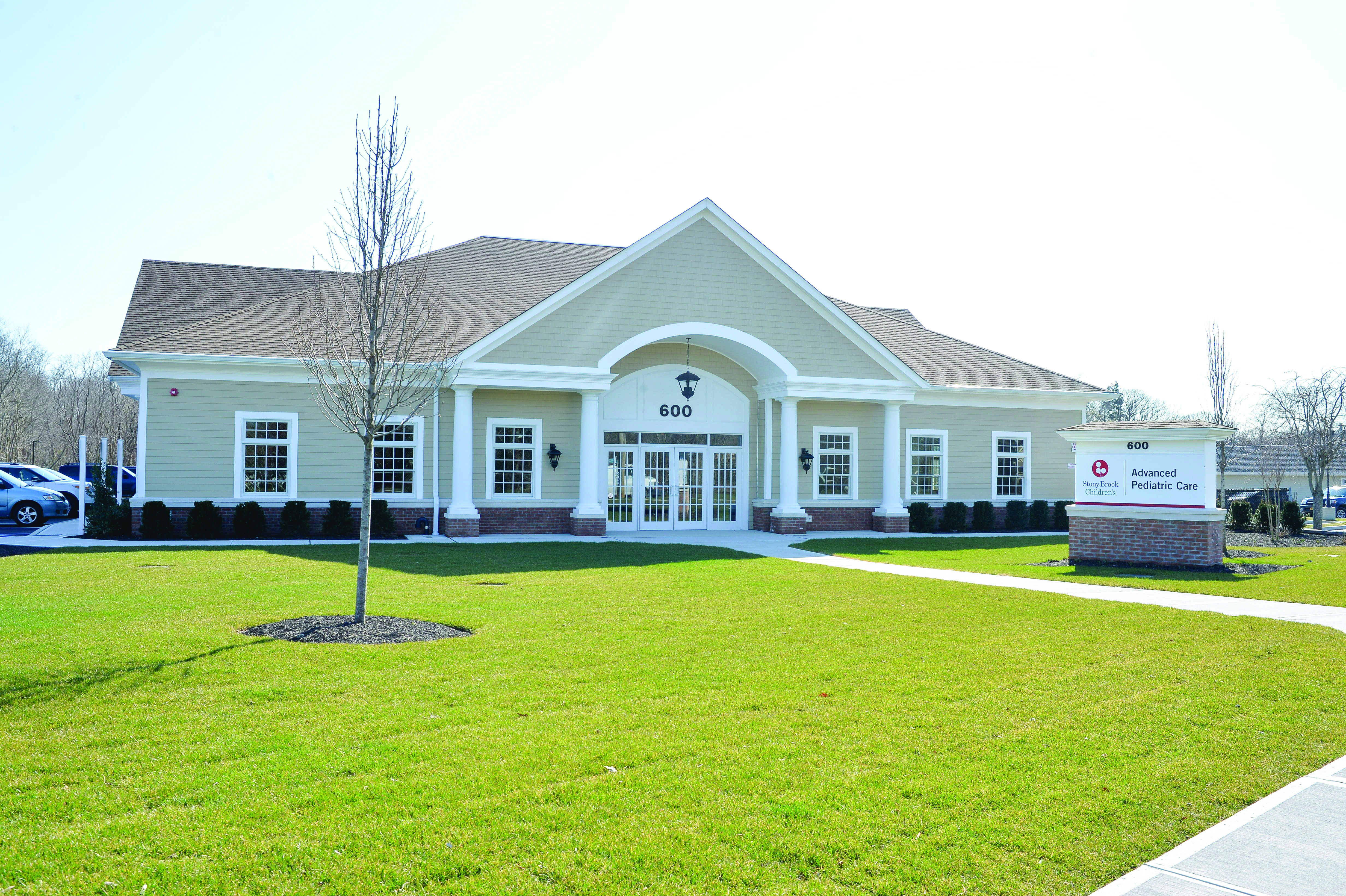 New Office Opened in Center Moriches | Stony Brook Children's