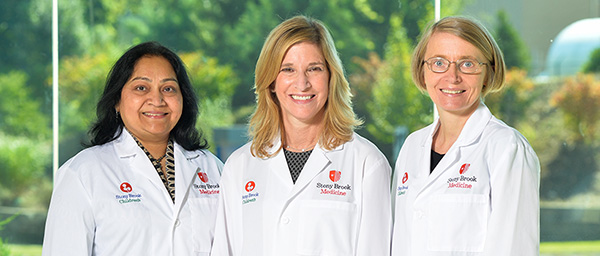 Stony Brook Children's Allergy & Immunology Team photo