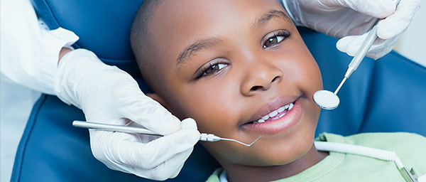 Pediatric Dentistry patient photo